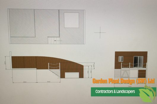 first plan of decking in exeter