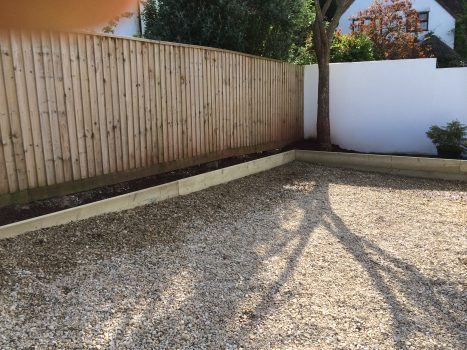 feather edged board fence in torbay